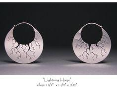 Earrings| Luana Coonen