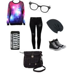 Hipster-ish outfit for school or hanging out