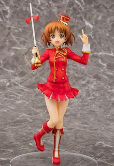 #transformer Girls und Panzer Miho Nishizumi (Marching Band Style) 1/8 Scale Figure