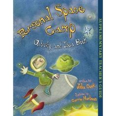 personal space camp - activity & idea book. :)