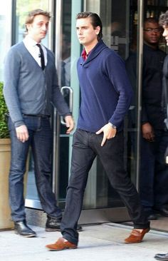 The MAN in the Kardashians Mr. LORD Scott Disick knows how to style up! Elegant, trendy, classy as one lord should be!