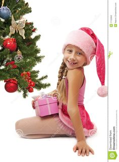 Cute Little Girl Dresses, Cute Young Girl, Beautiful Little Girls, Cute Little Girls, Beautiful Asian Girls, Kids Outfits Girls, Cute Girl Outfits, Girly Outfits, Girls Red Christmas Dress