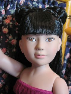 "LIN-LIN a young girl from China 11"" 2015 10th Anniversary Collection from ~ GIRL WITH DOLL ~ found @Doll Shops United http://www.dollshopsunited.com/stores/GirlwithDoll/items/1295733/LIN-LIN-young-girl-from-China-11-2015-10th-Anniversary #dollshopsunited"