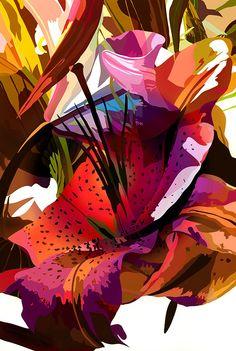 Flower Design by Michele Valdez