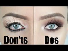 Eyeshadow Dos and Don'ts | STEPHANIE LANGE