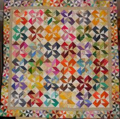 The Modern Diary: Jack in the Box is Quilted!