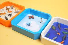 10 idées d'activités éducatives avec les figurines - Blog Hop'Toys Hamsters, Jouer, Cycle 1, Blog, Therapy, Home Decor, Cloud Dough, Animal Activities, Praying Mantis