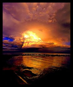✯ Breathtaking Sunset