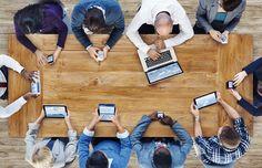 Die Meetingkrankheit ist eine der weit verbreitetsten Krankheiten in Unternehmen, nach Husten, Schnupfen, Heiserkeit. 7 Dinge, die man dennoch nicht in einem Meeting tun sollte.