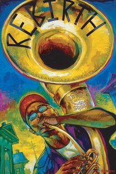 New Orleans Jazzfest