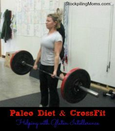 Paleo Diet & CrossFit helping with gluten intolerance
