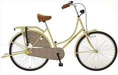 Special Offers - Hollandia City Leopard Bike - In stock & Free Shipping. You can save more money! Check It (June 25 2016 at 09:48PM) >> http://cruiserbikeswm.net/hollandia-city-leopard-bike/