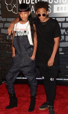 #WillowSmith and #JadenSmith at 2013 MTV Video Music Awards on Aug 25, 2013 at #BarcleysCenter in Brooklyn NY http://celebhotspots.com/hotspot/?hotspotid=26375&next=1