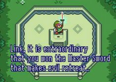 Zelda A Link To the Past Series