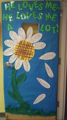 Bulletin board and door ideas for school.