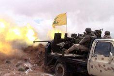 À la frontière syrienne, le Hezbollah livre l'une de ses batailles les plus dures