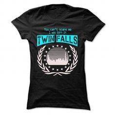 Born In Twin Falls T Shirts, Hoodies. Check Price ==► https://www.sunfrog.com/LifeStyle/Born-In-Twin-Falls--Cool-T-Shirt-.html?41382