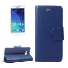 Capa de couro Samsung Galaxy A8