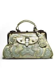 Ballin for Anna Sui leather doctor's bag
