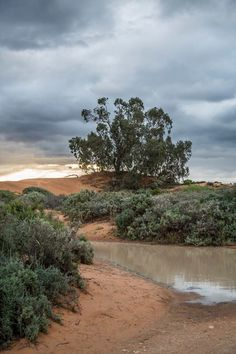 Perry sand hills mildura