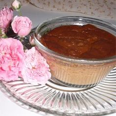 Baked Indian Pudding With Maple Syrup Allrecipes.com