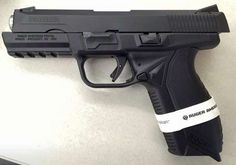 Ruger is set to launch a brand new line of duty sized defensive pistols that many people will like. They are striker fired and correct all of the problems that some shooters found with the SR-series. Loading that magazine is a pain! Get your Magazine speedloader today! http://www.amazon.com/shops/raeind