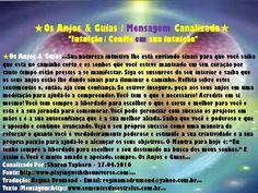 """★Os Anjos & Guias★Mensagem Canalizada★ ★""""Intuição / Confie em sua intuição""""★"""