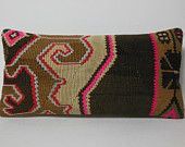 Pillows Turkish pillow throw pillow kilim cushion decorative throw decorative pillow outdoor floor bohemian decor boho ethnic tribal accents