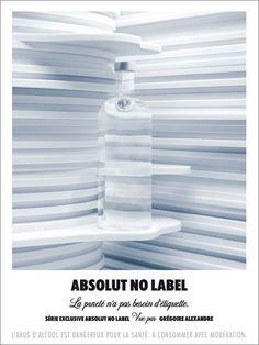 Absolut - Advertising - Grégoire Alexandre - Photographer - Carole Lambert