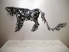 Contemporary Japanese Paper Art - Paper Sculpture by leading Paper Artist, Nahoko Kojima Kirigami, Japanese Paper Art, Cut Paper Illustration, Muse Art, Paper Artist, Japanese Artists, Sculpture Art, Paper Sculptures, Paper Cutting
