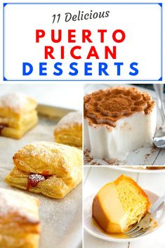 The BEST Puerto Rican Desserts – everything from guava sweets to summer snacks to traditional Christmas recipes! The BEST Puerto Rican Desserts – everything from guava sweets to summer snacks to traditional Christmas recipes! Puerto Rican Cuisine, Puerto Rican Dishes, Puerto Rican Recipes, Mexican Food Recipes, Sweet Recipes, Costa Rican Desserts, Puerto Rican Appetizers, Guava Recipes, Plantain Recipes