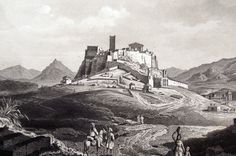 ca. 1870 AKROPOLIS GREECE ATHENS S. Voegelin by AntiqueORIGINALS