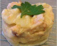 Pomme de terre fondante Saumon frais by COOKEO