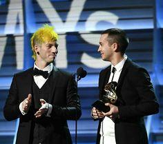Twenty One Pilots #Grammys
