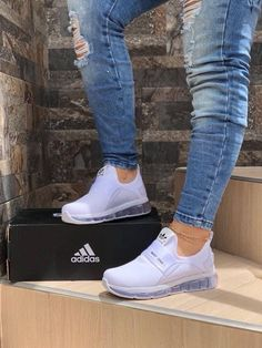 Adidas Stan Smith, Adidas Sneakers, Over Knee Socks, Adidas Shoes