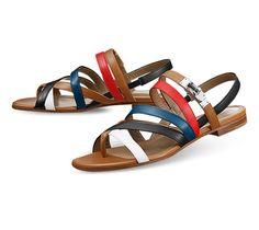 replica hermes kola sandals