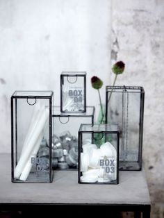 The Original - House Doctor - RoyalDesign. House Doctor, Iron Storage, Storage Boxes, Dr Glass, Kitchen Interior, Kitchen Decor, Interiors Online, Box Houses, Shops