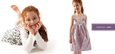 Minikrea sewing pattern - Stropkjole | buy in-store and online from Ray Stitch