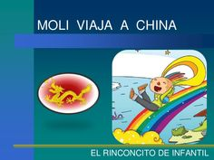 Moli viaja a china Asia, Iran, Montessori, Reading Themes, Chinese Party, Early Education, Learn Chinese, Social Science, Continents