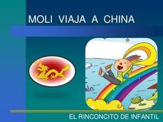 MOLI VIAJA A CHINA      EL RINCONCITO DE INFANTIL