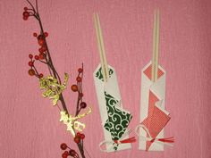 Quilling Paper Craft, Paper Crafts, Diy Crafts, Japanese Chopsticks, Japanese Wrapping, Origami Paper Folding, Chopstick Rest, Origami Tutorial, Punch Art