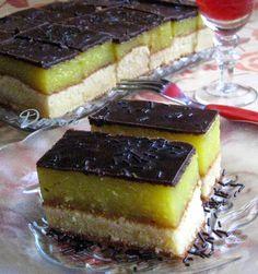 Posne Torte, Kolaci I Torte, Croatian Recipes, Cake Bars, Little Cakes, Small Cake, Recipe For 4, Sweet Recipes, Cheesecake