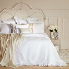 Zara Home New Milano Bedspread and Pillow Cover
