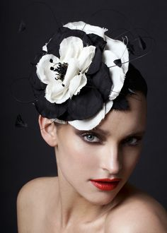 couture silk flowers/ Berry Rutjes