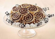 3 előkelő karácsonyi torta Diy Food, Tart, Decorative Bowls, Muffin, Food And Drink, Breakfast, Christmas, Cukor, Morning Coffee