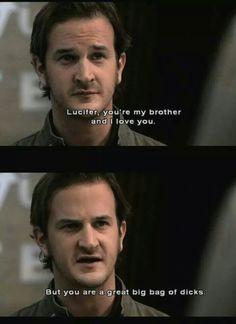 I love him so!