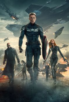 The Evolution of Captain America's Uniform — S.H.I.E.L.D. Stealth Uniform