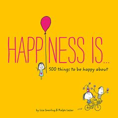 The HAPPINESS book is out! See http://lastlemon.com/happiness/book/