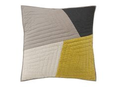 Bloco 60 x 60cm Patchwork Cushion, Multi