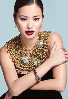 Jamie Chung...Packing A Punch